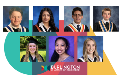 Congratulations to the 2021 Burlington Chamber of Commerce Business Scholarship Recipients